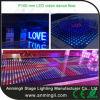 2017 LEIDENE Guangzhou LEIDEN van de Verlichting VideoDance Floor voor de Partij van het Huwelijk