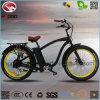 Bicyclette électrique de type de mode de plage de gros de pneu Hummer américain de vélo