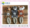 Plush Soft Raccoon Dog Pet Bite Soft Toy