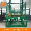 Elevador hidráulico estacionário da carga do trilho de guia (SJD0.5-4D-2)