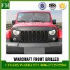 Recentste Stijl voor Traliewerk van de Bumper van Wrangler van de Jeep het Voor