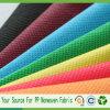 Ткань Nonwoven PP Spunbond предложения изготовления ткани Китая Nonwoven