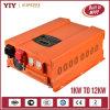 инвертор волны синуса силы 9kw 3000W 12V/24V/48VDC 3kw пиковый чисто низкочастотный с заряжателем AC, 120V для домашней/солнечной системы