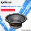 Het Passieve Professionele AudioWoofer van de Spreker SD1065 10inch