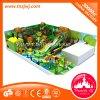 Sistema de lazer coberta, centro de reprodução, equipamentos de lazer coberta Piscina Toddler Parque Infantil, tema de selva