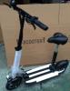 小型折りたたみの電気スクーターのEバイクES10c 1