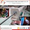 Production à grande vitesse de pipe de HDPE de PE faisant la ligne