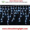 Weißer Fühler-dekorative Leuchten der Draht-multi Farben-LED