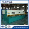 Máquina de corte hidráulica do CNC para a placa de metal (QC12Y-4X4000)