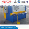 QC11Y-6X2500 E21S 통제 유압 단두대 깎는 절단기