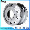 Rotella forgiata 8.25*22.5 della lega di alluminio per il rimorchio del camion di serbatoio