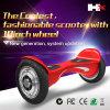 Balance Hoverboard eléctrico del uno mismo con el altavoz de Bluetooth y la luz del LED