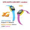 교체 사진기 D18s를 가진 3G WiFi 아이 또는 아이 GPS 추적자 시계