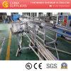 Escape de PVC doble tubo de agua Hacer línea de maquinaria