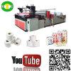 Cuarto de baño de laminación automática de alta producción en equipo en la máquina de fabricación de papel