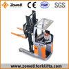 Mini elektrischer Reichweite-LKW mit 1.5 anhebender Höhe der Tonnen-Nutzlast-4.0m