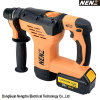 Hammer senza cordone Drill con 4ah lo Li-ione Battery per Decoration Tool (NZ80)