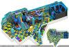 Campo de jogos fantástico--Projeto, manufatura, conjunto de campo