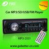 Sell caliente Car MP3 con Remote Control Am/FM Radio Bluetooth Low Price
