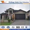 Luxury Prefab Construção rápida de aço leve Villa