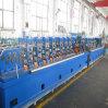 Linha de moinho de tubulação de alta qualidade e de metais baratos, formando, soldagem e calibre