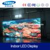 El panel video de interior del pixel LED de la pared 4m m