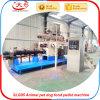 Fachmann-sich hin- und herbewegende Fisch-Zufuhr, die Maschine herstellt