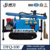 Saleのための100m DTH Hammer Full Hydraulic Borehole Drilling Rig