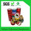 BOPP Acrylnehmen das kasten-Verpackungs-Band Soem-kundenspezifische Firmenzeichen, das klar gedruckt wird auf Band auf