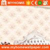 La construcción de materiales de decoración colorida que cubre la pared de vinilo