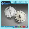 Media de filtro de la bola del polipropileno bio de los PP de la bola hueco polihédrica plástica del PE