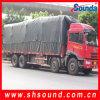 PVC lona do caminhão capa de tecido revestido