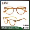 Het populaire Frame van de Glazen van het Oogglas van Eyewear van de Voorraad van de Acetaat van de Stijl In het groot Optische