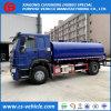 Vrachtwagen van de Tanker van het Water van de Vrachtwagen 15000L van het Water 15tons van Sinotruck HOWO de Bespuitende