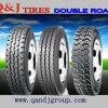 Размер 1200R24 двойные пути торговой марки радиальные шины TBR