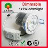o diodo emissor de luz de 4inch 7W ilumina-se para baixo com excitador interno (GH-4DL-7W)