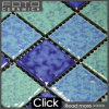 Ceramic esmaltado Art Mosaic Wall Tile para Swim Pool (DL-ID123H3)