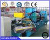 Máquina de rolamento hidráulica de W11S-30X3000 3-Roller para a dobra da placa