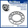 Espaciadores de aluminio modificados para requisitos particulares de la rueda para el automóvil