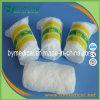 Rolo absorvente embalado malote do algodão do PE