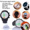 3G de volledige Ronde Steun WCDMA WiFi van de Telefoon van het Horloge van het Scherm 3G Slimme Draadloos Internet (X5)