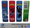 Изготовленный на заказ метки частного назначения конфеты шаржа с Barcode