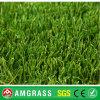 Grama artificial do gramado falsificado plástico por atacado da grama da cifragem para o jardim