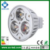 50mm 220에 260 Lumens MR16 12V LED Spot Bulb 3W