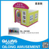 Indoor soft Play House (QL-3016H)