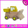 Promotion、Kids、Children W04A093のためのNovelty Funny Wooden Mini Toy CarのためのWooden Mini Toy Carのための2015熱いSale Small Wooden Car