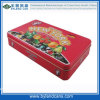 Vierecks-Süßigkeit-Zinn-Kasten