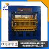 Bloc Qt10-15 concret manuel faisant la machine