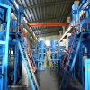 Gomma che ricicla la pianta di gomma della polvere delle macchine