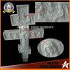 Pietra tombale trasversale con il Virgin Mary benedetto
